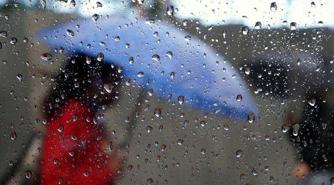 Hava soğudu, yağış devam