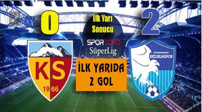 İlk yarı golleri Muhammed ve Novıkovas'tan