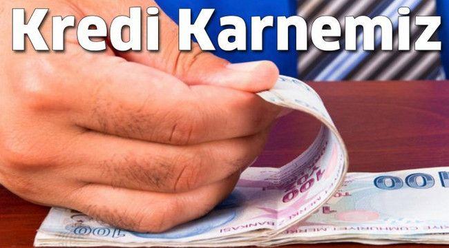 İşte Erzurum'un kredi karnesi