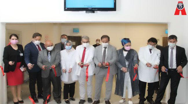 Atatürk Üniversitesi Kronik Hastalıklar Polikliniği Açıldı