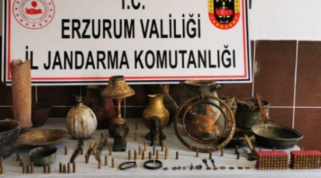 Bunlar da Tortum'da ele geçirildi