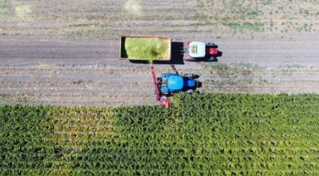 Çiftçilerden Başkan Sekmen'e Tarım Makinaları Parkı Teşekkürü