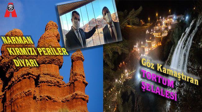 Erzurum'un Saklı Cennetleri Günyüzüne Çıkıyor