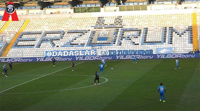 Hazırlık maçında Trabzonspor galibiyeti: 2-1