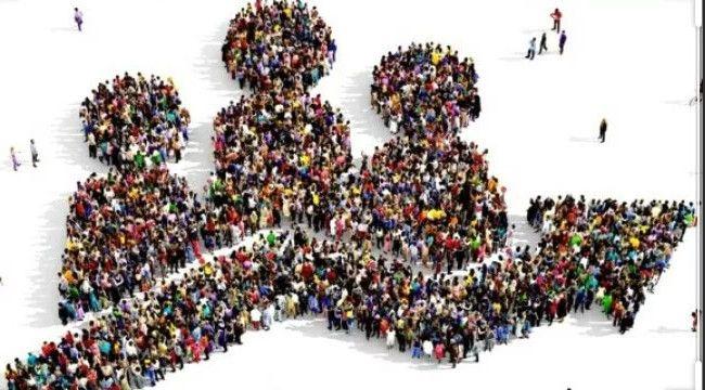 Nüfus 13 yılda 12,5 milyon arttı