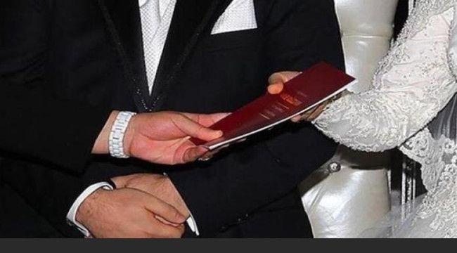 Türkiye'de 150 bin düğün...