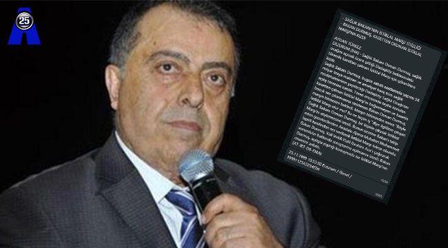 Vefat eden Osman Durmuş ile bir anı...