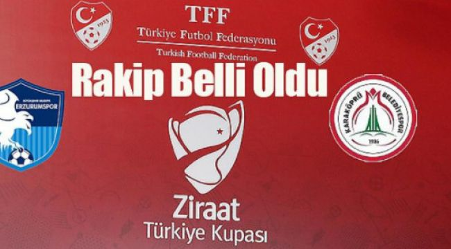 Ziraat Türkiye Kupası 3. Eleme Turu kura çekimi