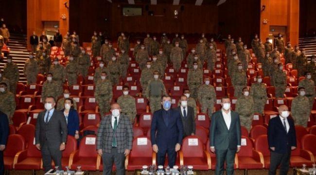 Erzurum'da 'Güvenlik Korucuları Hizmet İçi Eğitim' programı