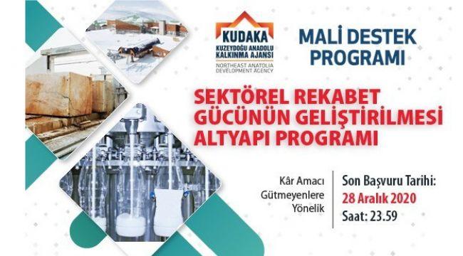 Programın toplam bütçesi 30 milyon TL