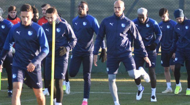 Trabzonspor'a hazırlık