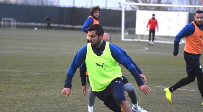 Trabzonspor hazırlıkları...