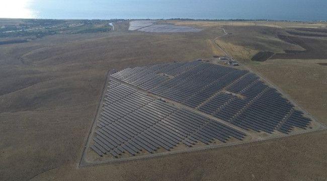 570 bin hanenin yıllık enerji ihtiyacı yerli ve yenilenebilir kaynaklardan karşılandı