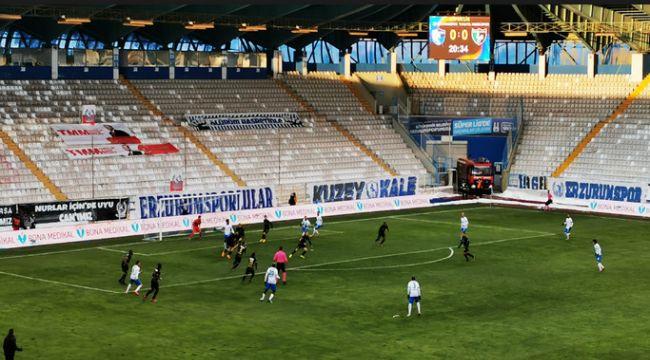 BB Erzurumspor: 1 - Y. Denizlispor: 2