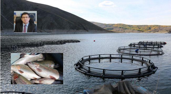 Erzurum'da Su Ürünleri Yetiştiriciliği İki Kat Artacak