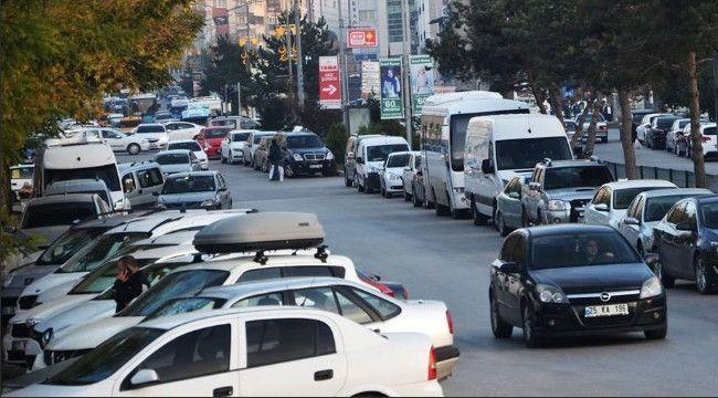 Erzurum'un araç profili