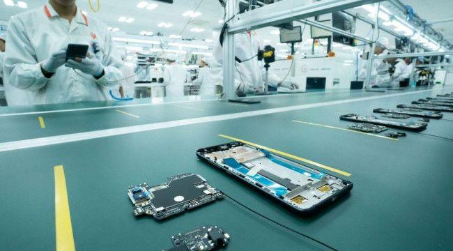 Samsung ve Oppo Türkiye'de fabrika kuruyor
