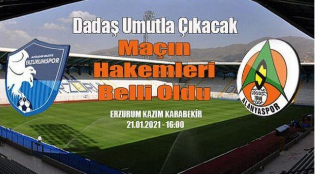 Maçı Turgut Doman yönetecek