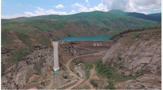 Erzurum'da 6 Baraj 12 gölet