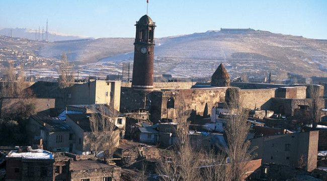 Erzurum'dan giden gidene...