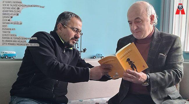 """Gazeteci Orhan Yıldırım'dan """"Erzurum Öyküleri"""""""