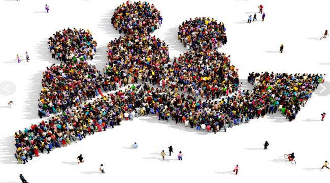 Türkiye'nin güncel nüfusu 83 milyon 614 bin 362 kişi oldu