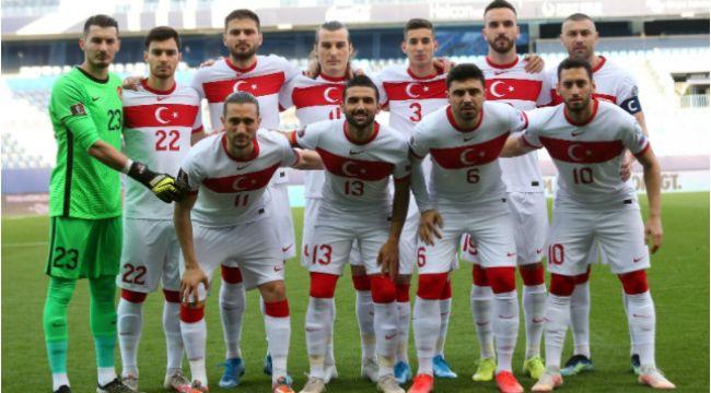 2022 FIFA Dünya Kupası Elemeleri: Norveç: 0 - Türkiye: 3