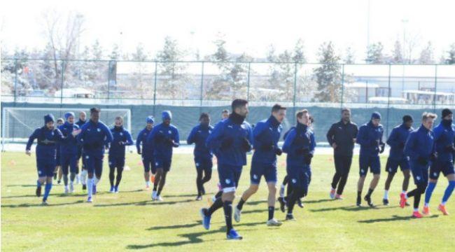 BB Erzurumspor, Trabzonspor maçına hazır