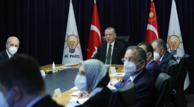 """Erdoğan: """"Türkiye gerçekten zor şartlarda başarı hikayeleri yazmaya devam ediyor"""""""
