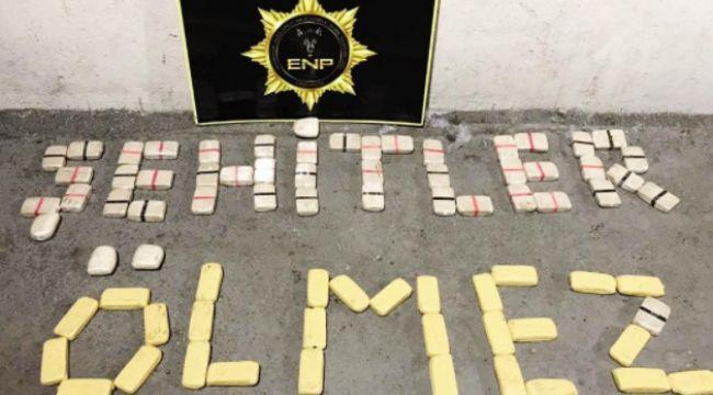 Erzurum Narkotik'in Büyük Başarısı