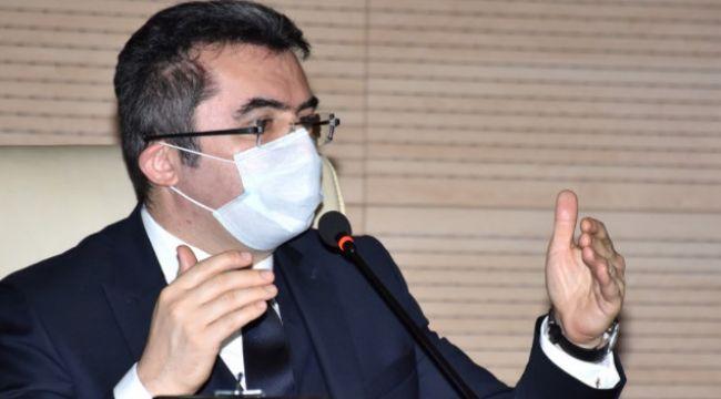 Erzurum Valisi Memiş koronavirüse yakalandı