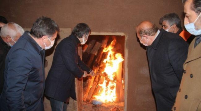 Oltu Tuğla'nın Ateşi Yandı