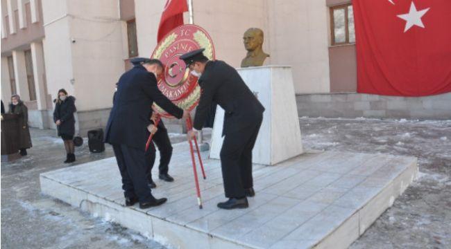 Pasinler'in düşman işgalinden kurtuluşunun 103. yıl dönümü kutlandı