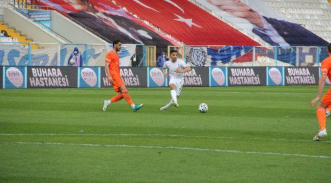 BB Erzurumspor: 1 - Başakşehir: 2