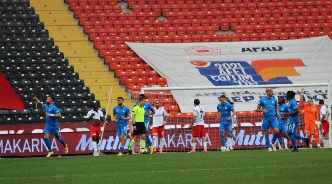 İftara Baklava; Gaziantep FK: 2 - B.B. Erzurumspor: 3