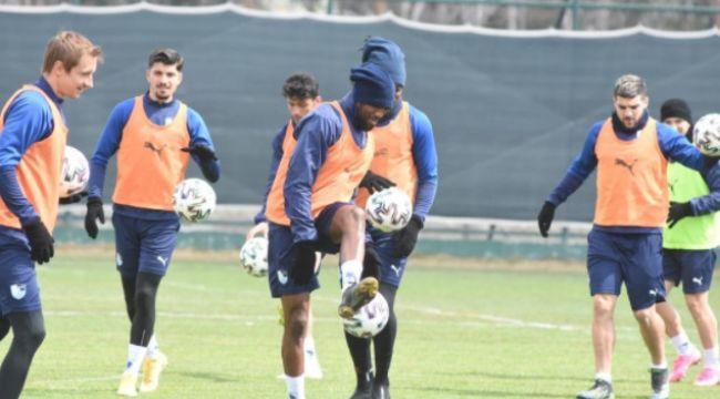 Konyaspor hazırlıklarına devam