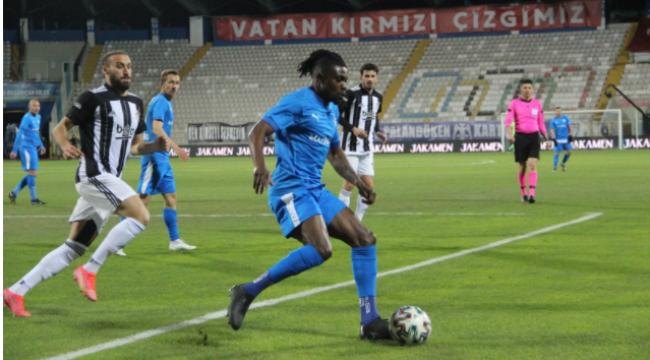 Süper Lig: BB Erzurumspor: 2 - Beşiktaş: 4