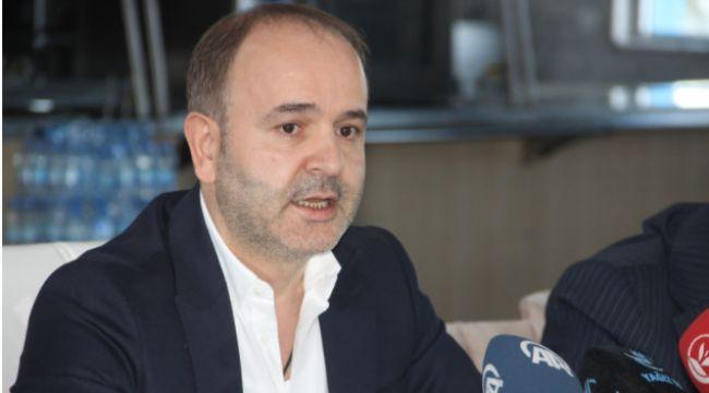 """BB Erzurumspor Başkanı Düzgün: """"Birlikte düştük, birlikte çıkacağız"""""""