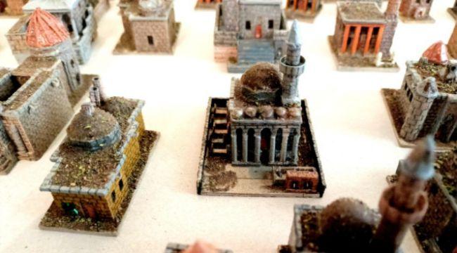 Erzurum'un 1800'lü yıllarına hayat veriyor
