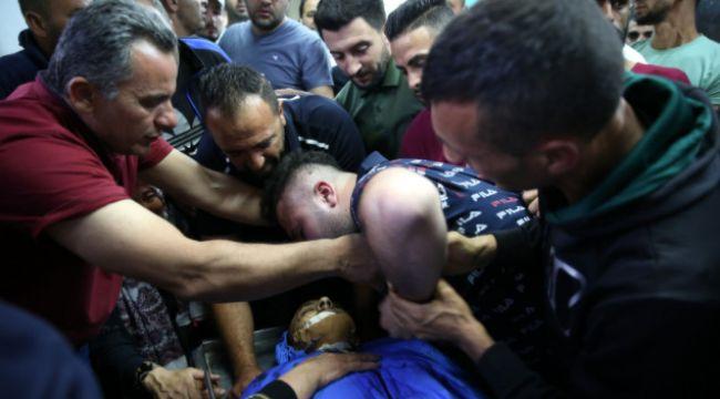 Gazze'de hayatını kaybedenlerin sayısı 188'e...