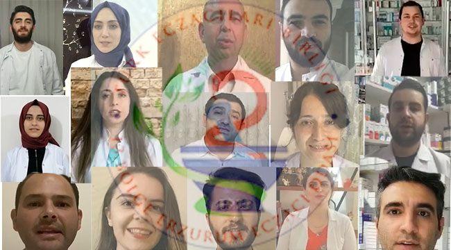 """Genç Eczacılardan 19 Mayıs Mesajı; """"Emanet gençliktedir"""""""