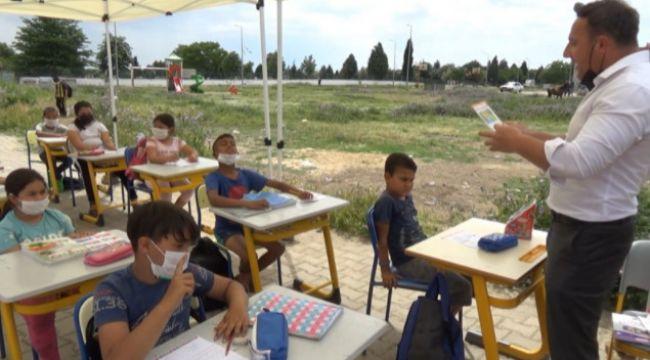 """Mahmut Hoca'nın dediği gibi; """"Okul her yerdir"""""""