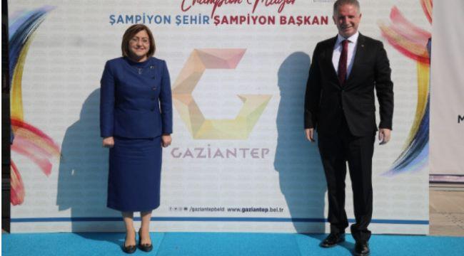 Türkiye'nin ilk şampiyon belediye başkanı...