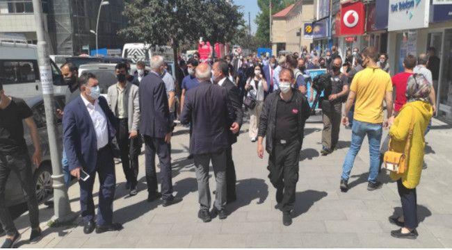 CHP Erzurum'a adeta çıkarma yaptı