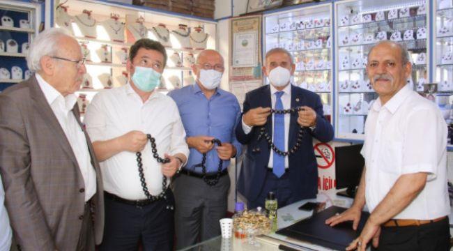 CHP Milletvekillerine Sabır Tesbihi