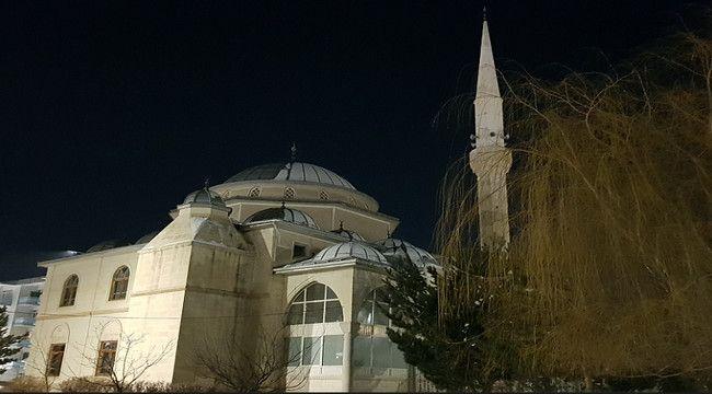 Erzurum'daki cami sayısı 1618