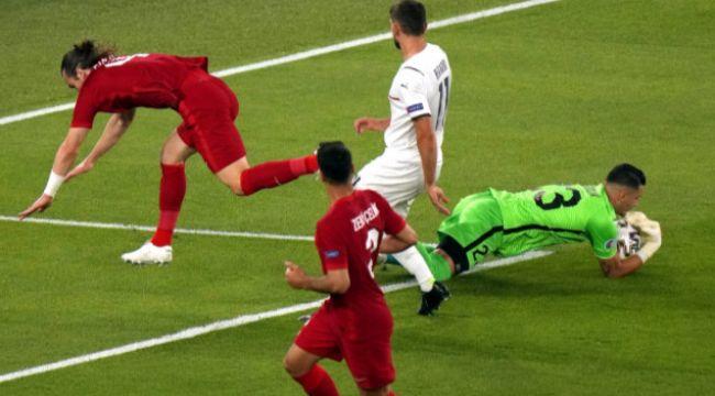 Türkiye: 0 - İtalya: 3