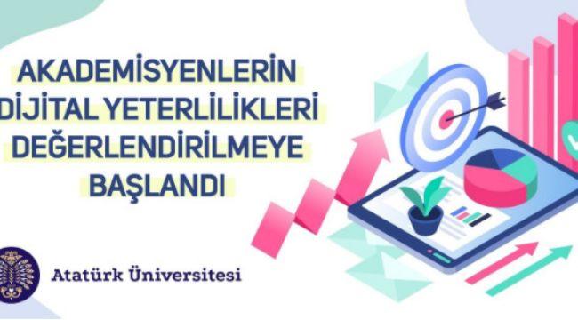 Atatürk Üniversitesinde değerlendirilmeye başlandı