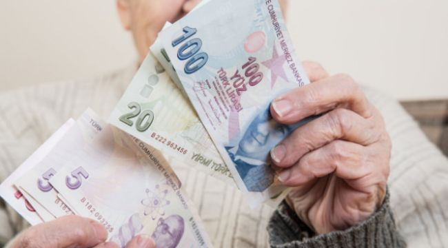 Emekli ve memurun zam oranları belli oldu