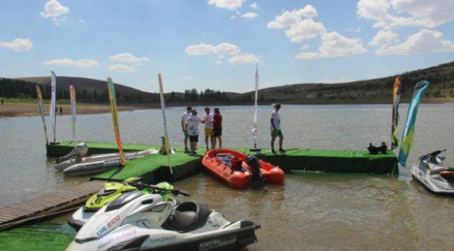 Erzurum'da Su Sporları Festivali